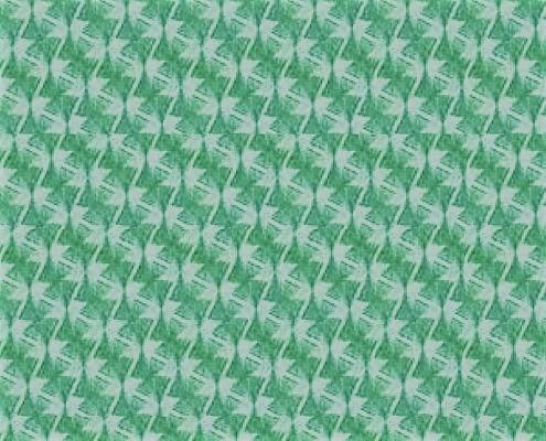 LENS GREEN (linse grøn metallic) E0049