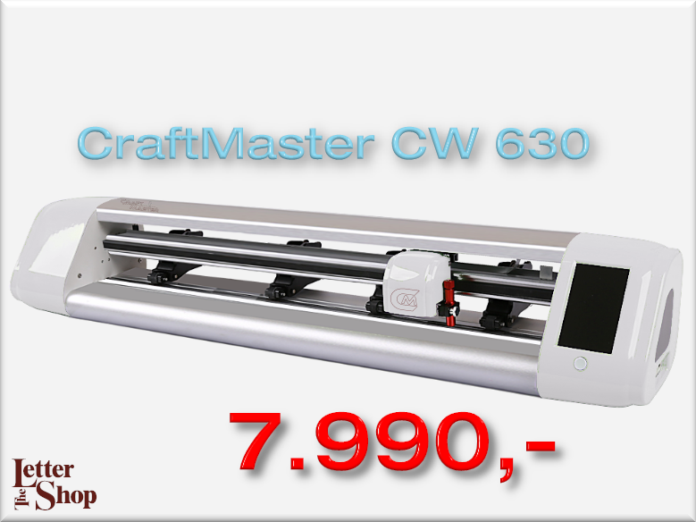Plotter - CraftMaster CW 630